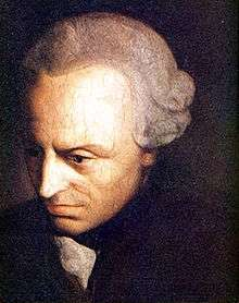 Immanuel Kant (Quelle: Wikipedia)